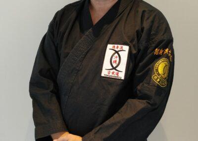 Jan Bech Rounborg - Tokushinryu Kobudo